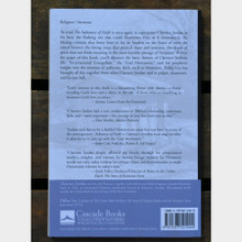 The Substance of Faith and Other Cotton Patch Sermons by Clarence Jordan Paperback Book Back Cover