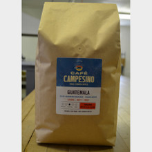 Guatemala Full City Roast Fair Trade Coffee by Café Campesino 5 lb bag ground