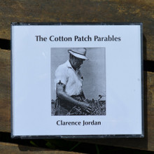 Cotton Patch Parables by Clarence Jordan Audio CD Front