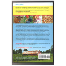 Farm Fresh Georgia by Jodi Helmer Paperback Back Cover