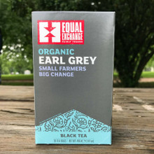 Organic Earl Grey Tea by Equal Exchange