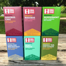 Equal Exchange Fair Trade Tea Options