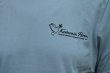 Partnership Made T-Shirt Front Koinonia Logo