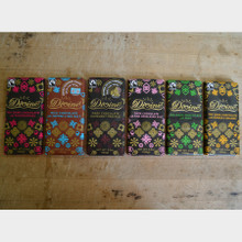 Divine Fair Trade Chocolate Bar Options