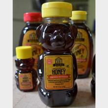 Raw Orange Blossom Honey Bear