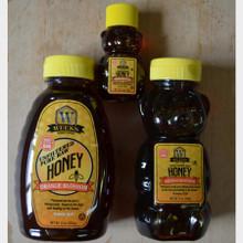 Raw Orange Blossom Honey Options