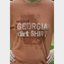 Georgia Dirt Shirt Front