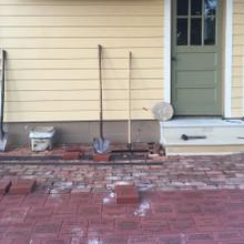 Bricks at Clarence's Shack