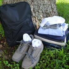 Hospitality Beyond Borders Backpack