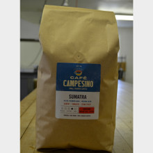 Sumatra Viennese Roast Coffee 5 lb Bag Ground