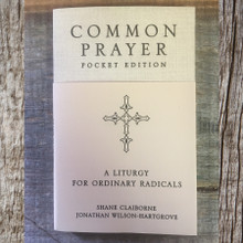 Common Prayer: Pocket Edition Front Cover