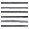 Bardiglio Gray Marble Bullnose Pencil Molding Honed