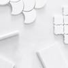 3x6 Bianco Dolomite Marble Bulnose Trim Tile Polished