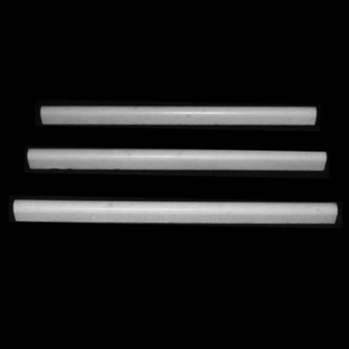 Statuary Crystal Marble Italian White Statuario Bullnose Pencil Molding Polished