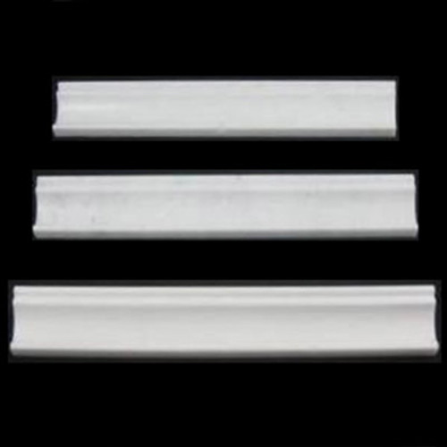 Statuary Crystal Marble Italian White Statuario Crown Molding Polished