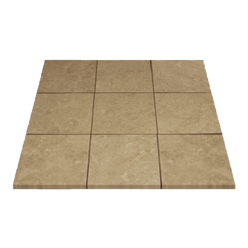 Crema Marfil Marble 6x6 Marble Tile Polished