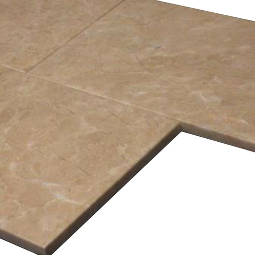 Crema Marfil Marble 4x12 Marble Tile Polished