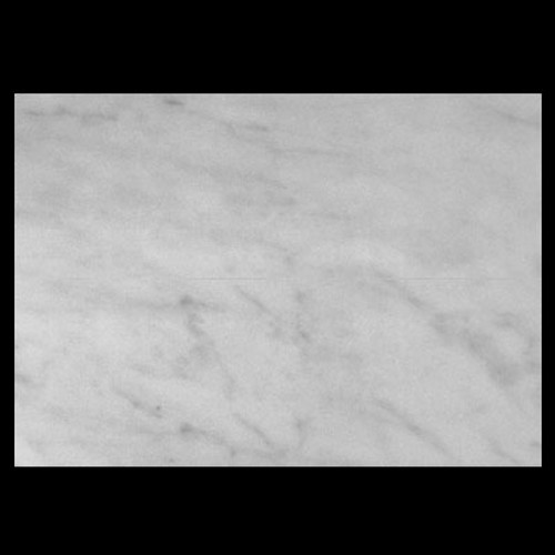 "Italian White Carrera Marble Bianco Carrara 3/4"" Marble Slab Honed"