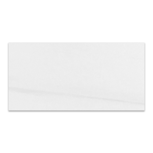 12x24 Bianco Dolomite Marble Tile Polished