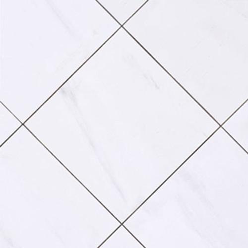 18x18 Bianco Dolomiti Marble Tile Polished