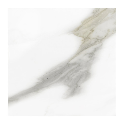 12x12 Calacatta Gold Marble Tile Polished