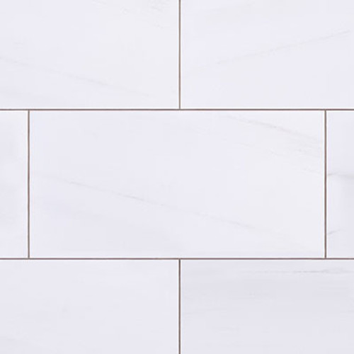 9 x 18 Bianco Dolomiti Marble Subway Tile Polished