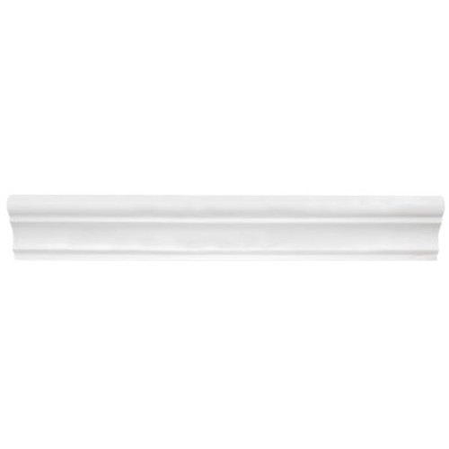 Bianco Dolomite Crown Molding Honed