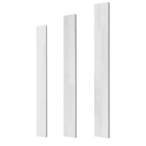 Bianco Dolomite Marble 5X60 Door Threshold Saddle Polished