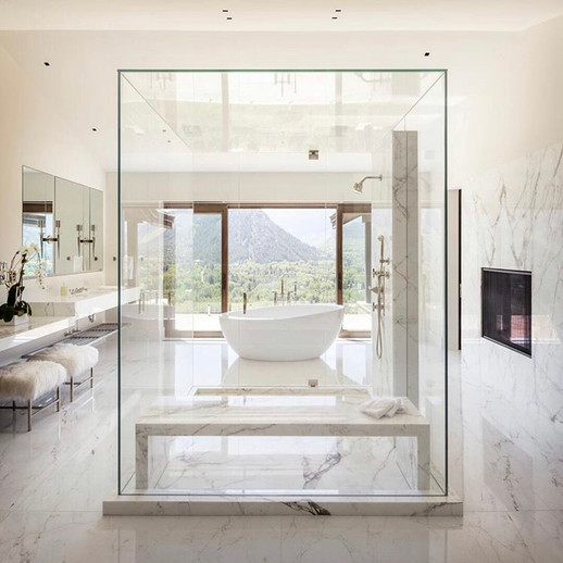 Where Can Carrara Marble Be Used?