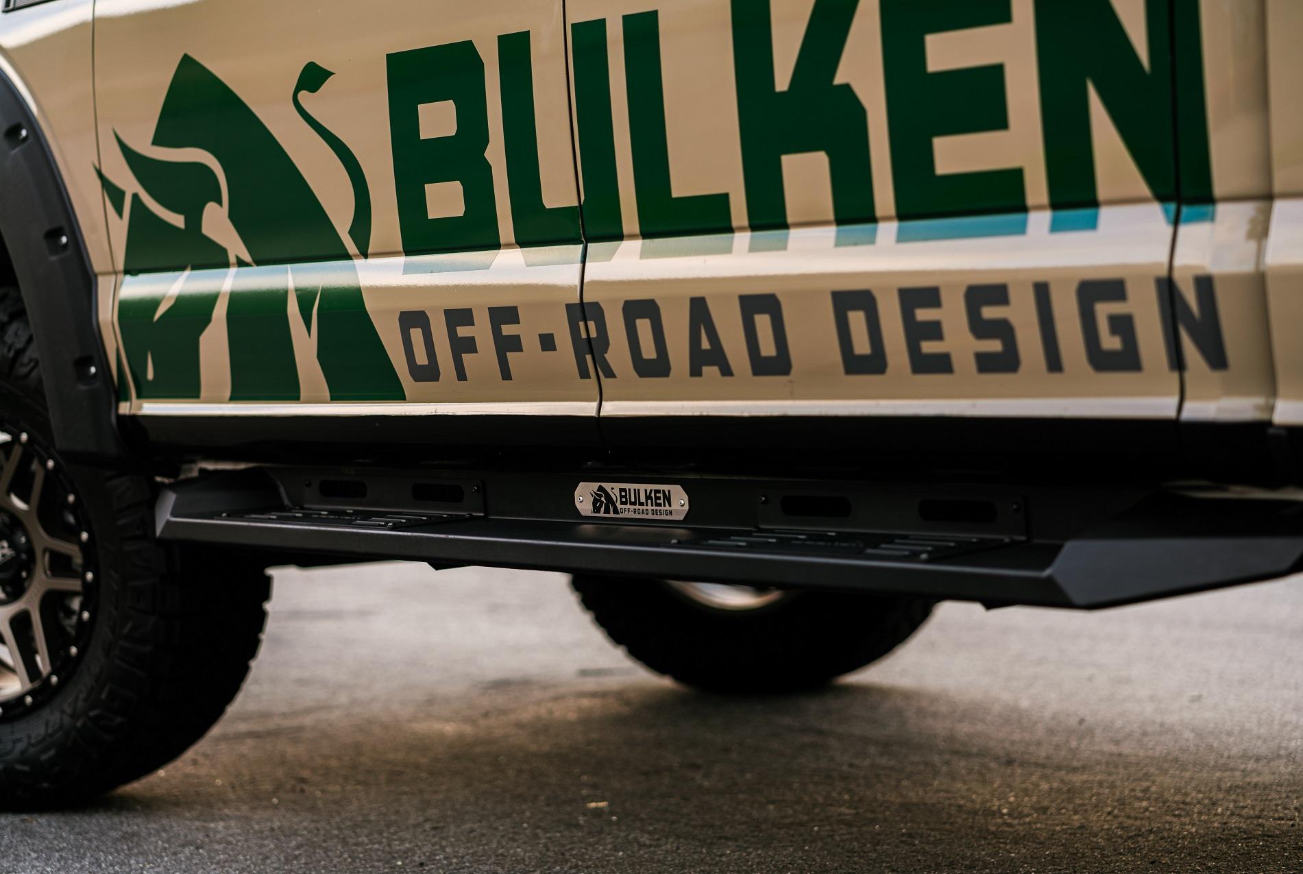 Bulken Off Road Design