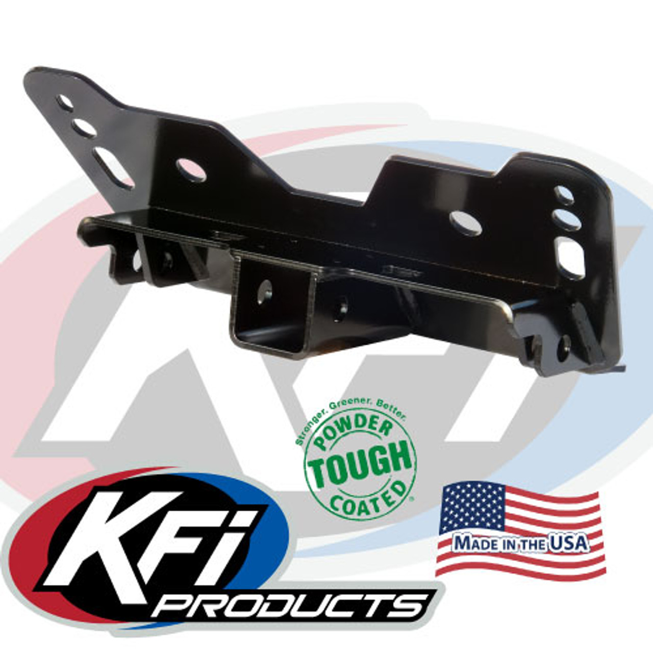 Multi Open Trail 105615 Utv Plow Mount Kit