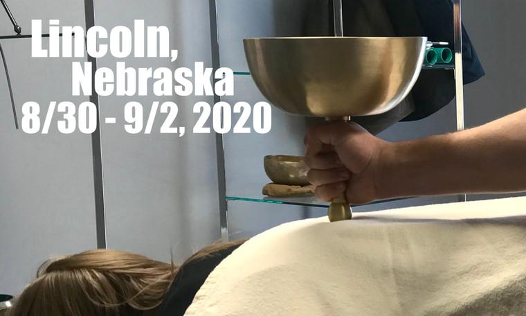 VSA Vibrapoint Certification Course Lincoln, NE August 30 - September 2, 2020