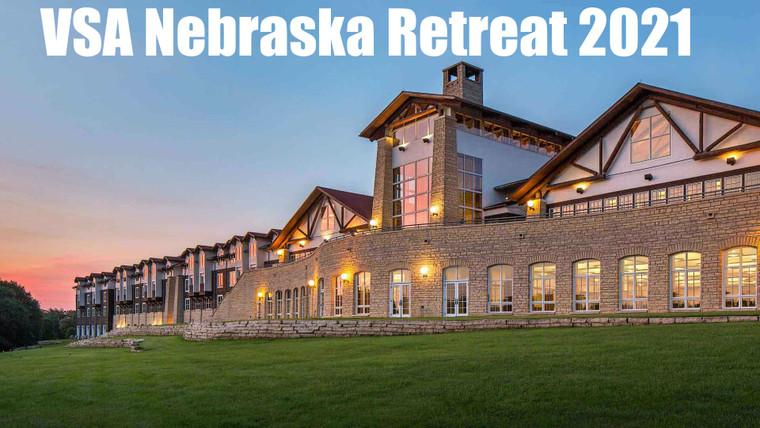 VSA Nebraska Annual Retreat August 31 - September 3, 2021