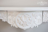 FRENCH ORNATE CONSOLE TABLE