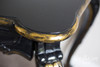 PROVENCAL TABLE | Black with Gold