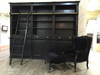 LIBRARY CABINET | Black
