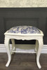 PROVENCAL TUFFET STOOL | Willow