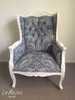 PERLAMO WINGBACK CHAIR | Ma Chaise