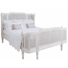 CHANTELLE RATTAN BED