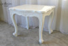 CONSTANCE SQUARE COFFE TABLE | White