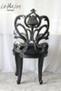 BAROQUE CARVED CHAIR