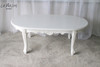MARCELINE OVAL COFFEE TABLE | Small