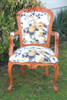 ROSE CARVED ARMCHAIR | The Garden