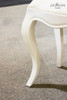 CLASSIC DRESSING STOOL | Multi Ivory