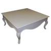 FERNANDE SQUARE COFFEE TABLE | White