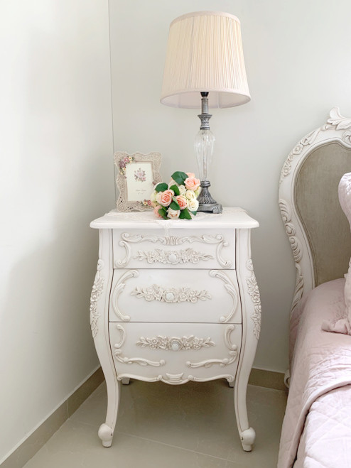 LEILA BEDSIDE TABLE