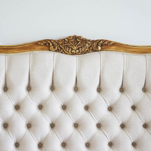 VERSAILLES FRENCH UPHOLSTERED BED