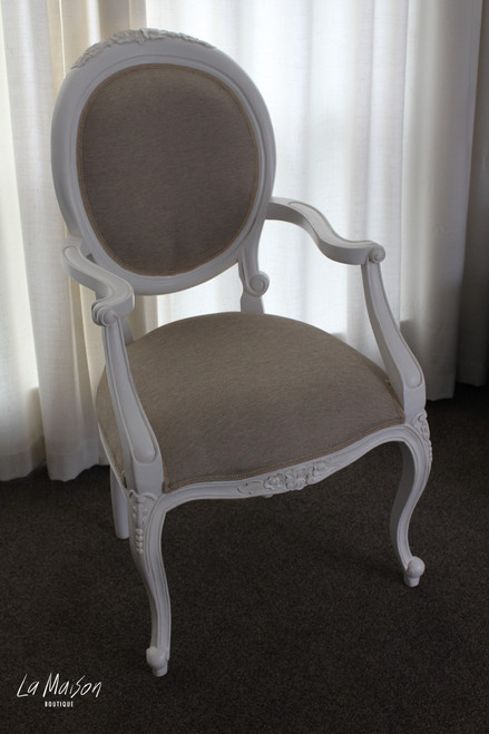 FLORAL WILLOW ARMCHAIR