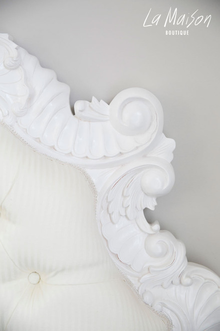 IN STOCK NOW : Rococo Headboard - King / Super King