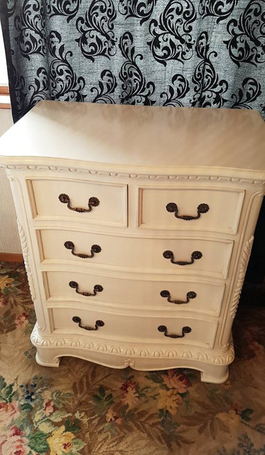 LAURENT 5 DRAWER CHEST